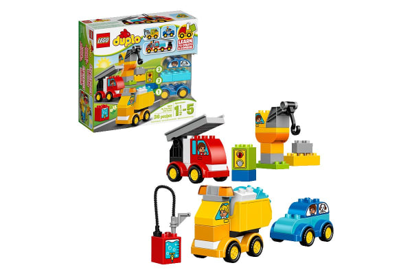 LEGO DUPLO My First Cars and Trucks (10816)