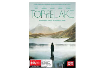 Top of the Lake DVD