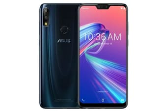 New ASUS ZenFone Max Pro M2 Dual SIM 128GB 4G LTE Smartphone Blue (FREE  DELIVERY + 1 YEAR AU WARRANTY)