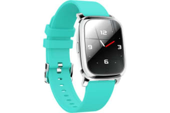 Bluetooth V5.0 Smart Watch Gps Track Heart Rate Blood Pressure 1.3&Quot; - Green