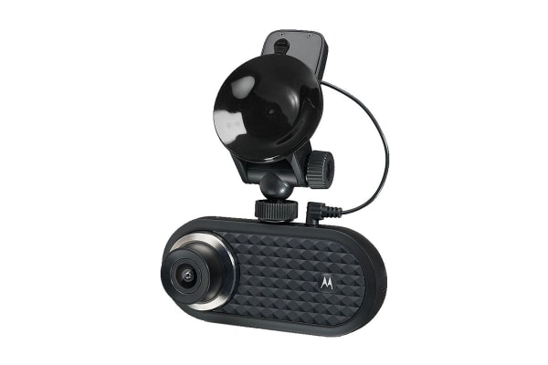 Motorola Front and Rear 1080p/720p Dash Cameras with GPS/WiFi (MDC500GW)