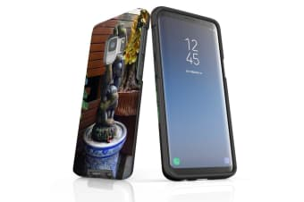 For Samsung Galaxy S9 Case Armour Cover  The Monkey Pot