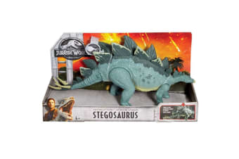 Jurassic World Action Attack Stegosaurus
