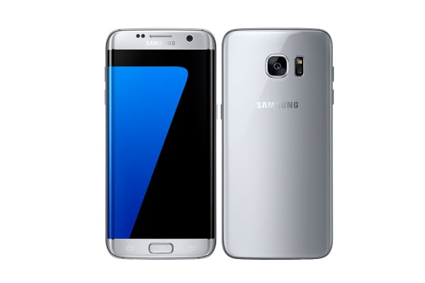 Samsung Galaxy S7 Edge (32GB, Silver)