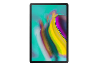 "Samsung Galaxy Tab S5e 10.5"" T725 (64GB, 4G LTE, Silver) - AU/NZ Model"