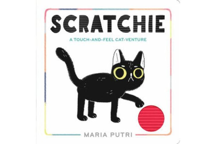 Scratchie - A Touch-and-Feel Cat-Venture