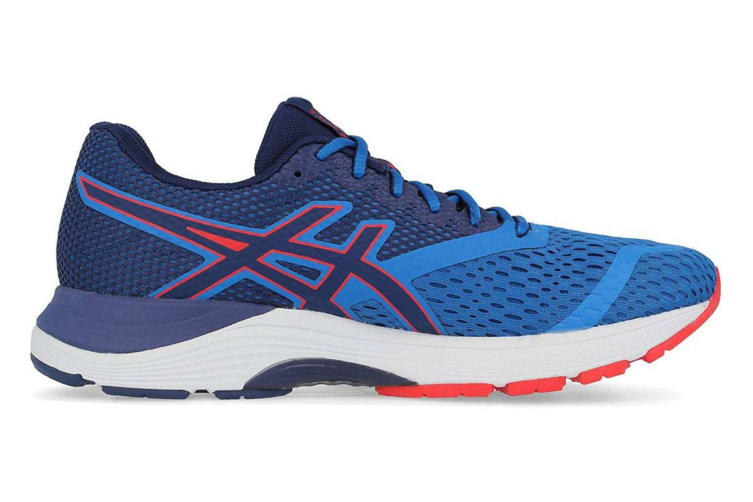 ASICS Men's Gel-Pulse 10 Running Shoe (Race Blue/Deep Ocean, Size 9)