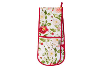 Ulster Weavers Royal Horticultural Society Rose Double Oven Glove