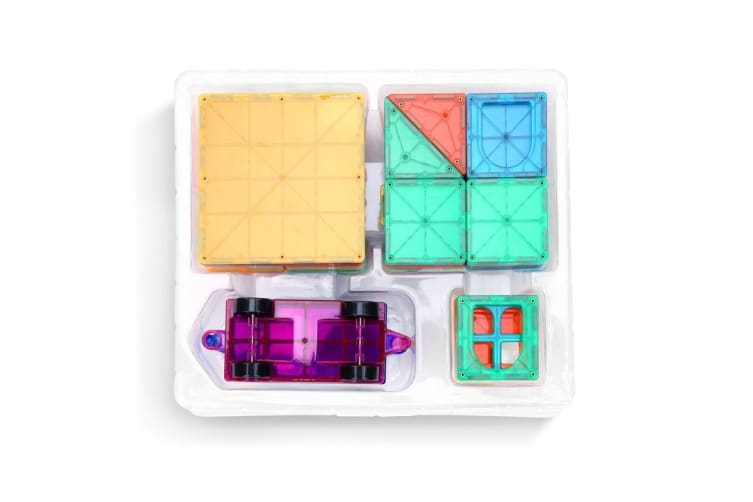 120 Piece Magnetic Tile Set