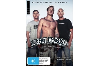 Bra Boys DVD Region 4