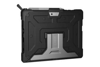 Urban Armor Gear Metropolis Impact Resistance Case for  Surface Go   -  Black