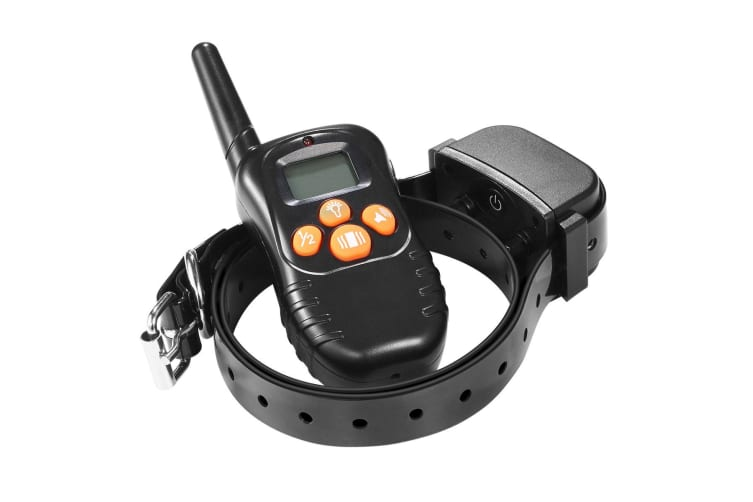 Electronic Dog Training Collar Pre-trainer Anti-barking