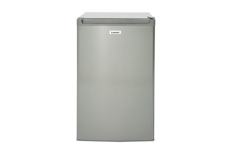 Lemair 115L Bar Fridge with Cooling Compartment - Silver (RQ-115S)