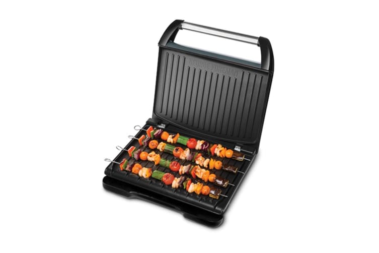 George Foreman Entertaining Steel Grill (GR25051AU)