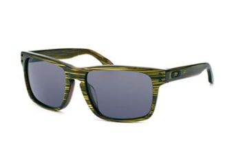 6d7ed2bac42 Oakley Holbrook LX OO2048 - Banded Green (Grey Polarised lens) Mens  Sunglasses