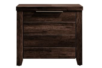 Alice Bedside Table (Wenge)