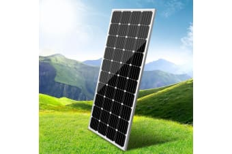 12V 250W Solar Panel Kit Panels System Generator Caravan Camping Battery Charge