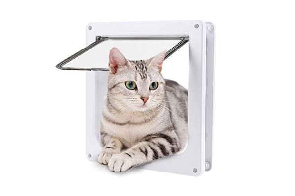 4-Way Locking Pet Door