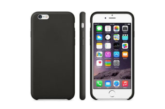 For iPhone 6S 6 Case Smart Anti-Slip High-Quality Durable Shielding Cover Black