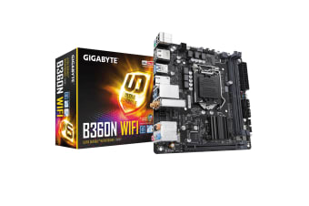 Gigabyte B360N WIFI Mini ITX For Intel 8th/9th Gen CPU
