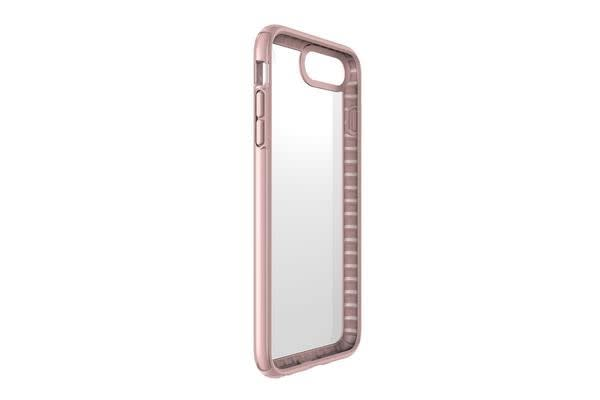 Speck Presidio Show Case for iPhone 6/6S/7 - Clear/Rose Gold