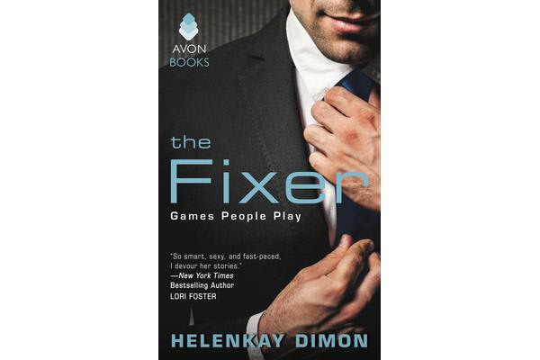 Image of The Fixer - Games People Play