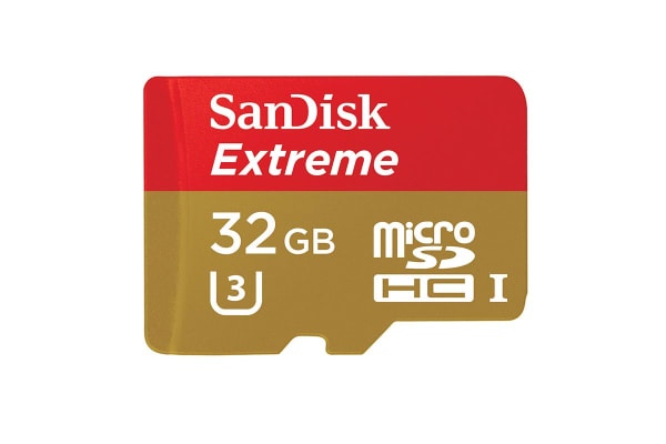 SanDisk 32GB Extreme microSD 90Mb/s Class 10 UHS-I SD Card
