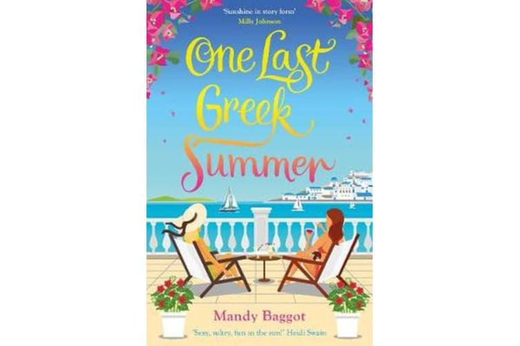 One Last Greek Summer