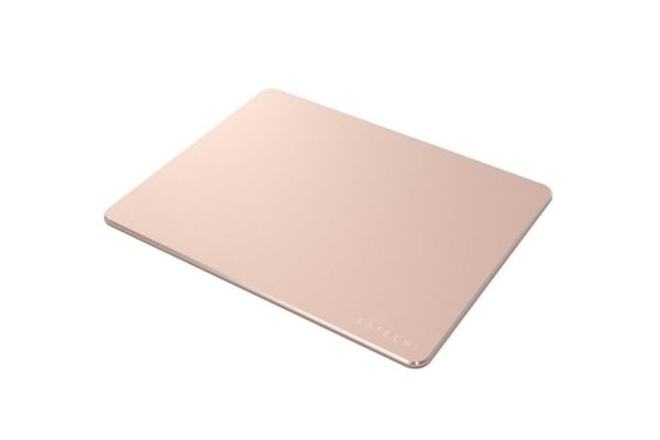 Satechi Aluminium Mouse Pad (Rose Gold)