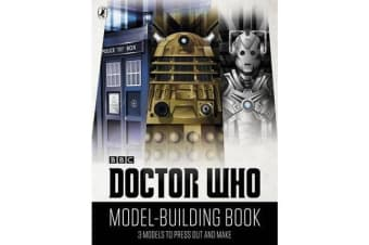 Doctor Who - The Model-Building Book