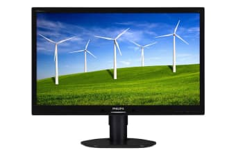 "Philips 24"" Full HD 1920x1080 Business Workstation (241B4LPYCB)"