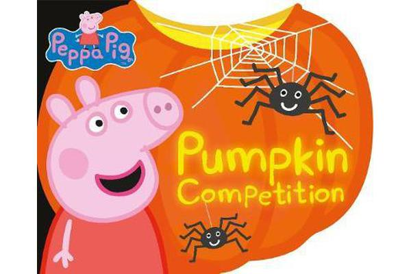 Peppa - Pumpkin Competition