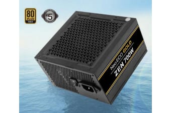 Antec Neo Eco ZEN 700w PSU 80+ Gold,120mm Silent Fan, Thermal manager, Japanese