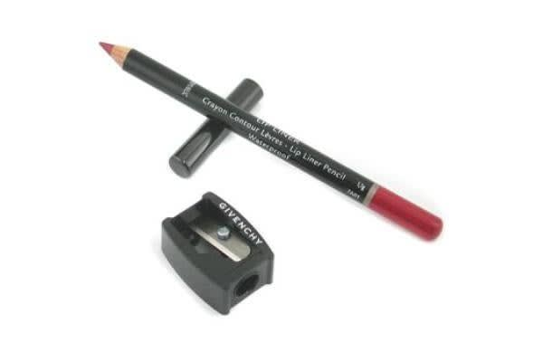 Givenchy Lip Liner Pencil Waterproof (With Sharpener) - # 6 Lip Raspberry (1.1g/0.03oz)
