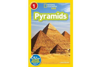 National Geographic Kids Readers - Pyramids