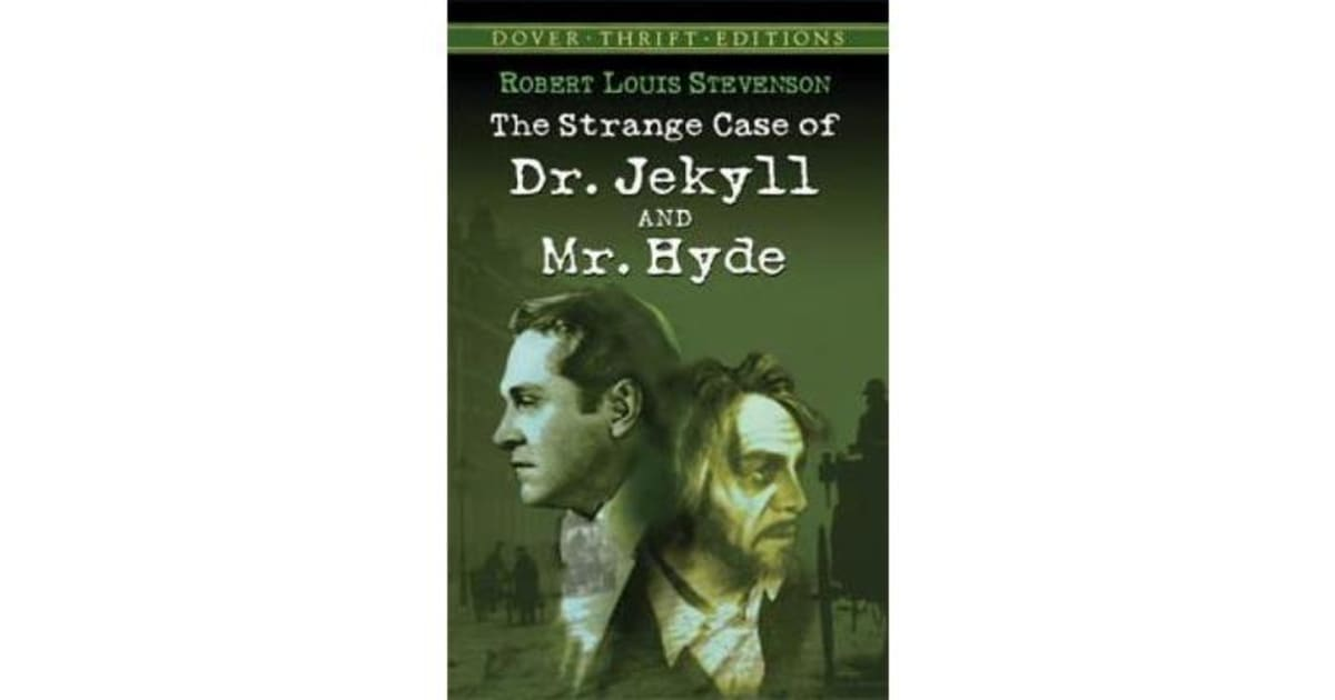 dr jekyll and mr hyde by robert louis stevenson Robert louis stevenson's dr jekyll and mr hyde has evolved into one of the most acclaimed pieces of literature in modern american society one aspect of a continual spark of interest with the novel is motion pictures various directors through the years have interpreted the book through their.