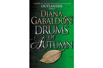Drums Of Autumn - (Outlander 4)