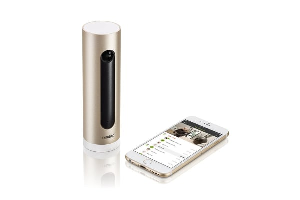 Netatmo Welcome Home Security Camera with Facial Recognition (NSC01-P)