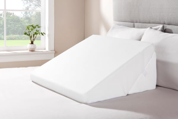 ovela memory foam bed wedge pillow - Bed Wedge