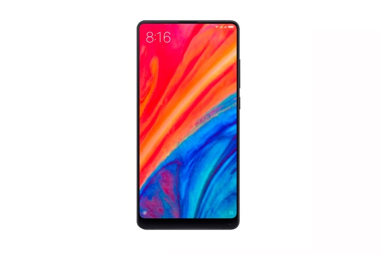Xiaomi Mi Mix 2S (64GB, Black) - Global Model