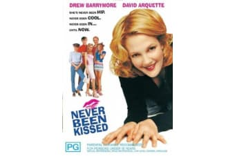 Never been Kissed -Comedy Rare- Aus Stock DVD Preowned: Excellent Condition