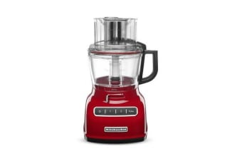 Kitchenaid Artisan Exactslice Food Processor KFP0933 Empire Red