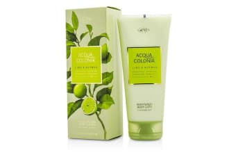 4711 Acqua Colonia Lime & Nutmeg Moisturizing Body Lotion 200ml
