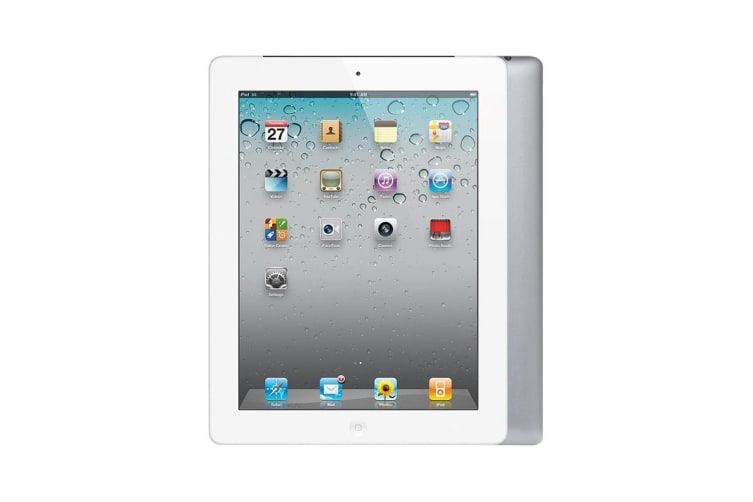 Apple iPad 2 Cellular 16GB White - Refurbished Excellent Grade