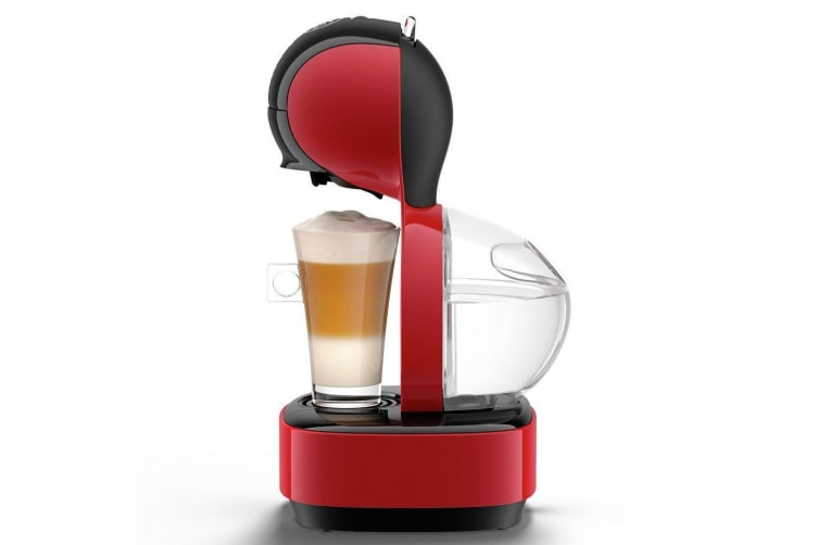 Nescafe Dolce Gusto Lumio Barista Espresso/Coffee Maker/Machine Red