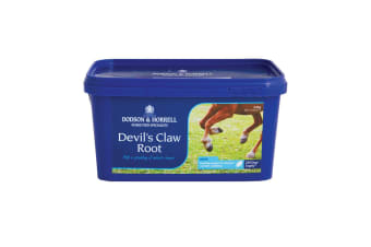 Dodson & Horrell Devils Claw Root Horse Joint Supplement (Blue)