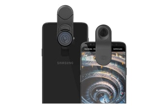 OlloClip Multi-Device Essential with Fisheye, Macro & Super-Wide Lense (OL083R)