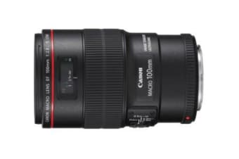New Canon EF 100mm f2.8L Macro IS USM Lens f/2.8 for 5D 50D (FREE DELIVERY + 1 YEAR AU WARRANTY)