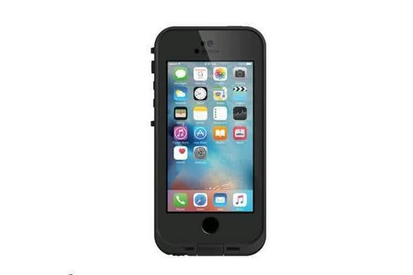 Lifeproof Fre case for iPhone 5/5s/SE - Black