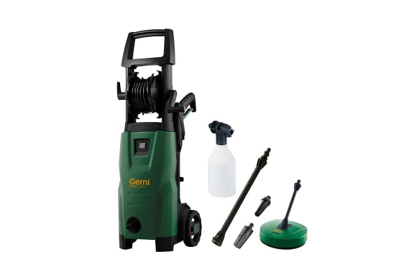 Gerni Classic  125.5 PC Pressure Washer with Patio Cleaner